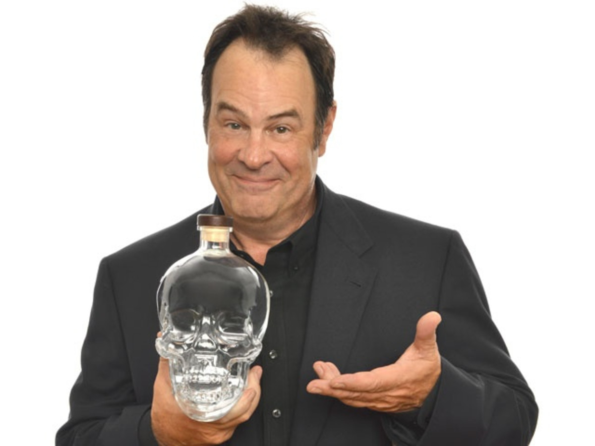 Dan Aykroyd Photo Courtesy Crystal Head Vodka