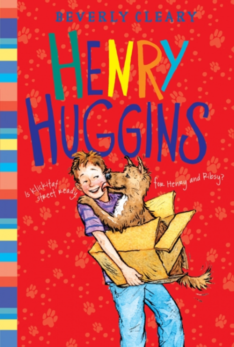 Beverly Cleary Henry Huggins Photo Courtesy HarperCollins Publishers
