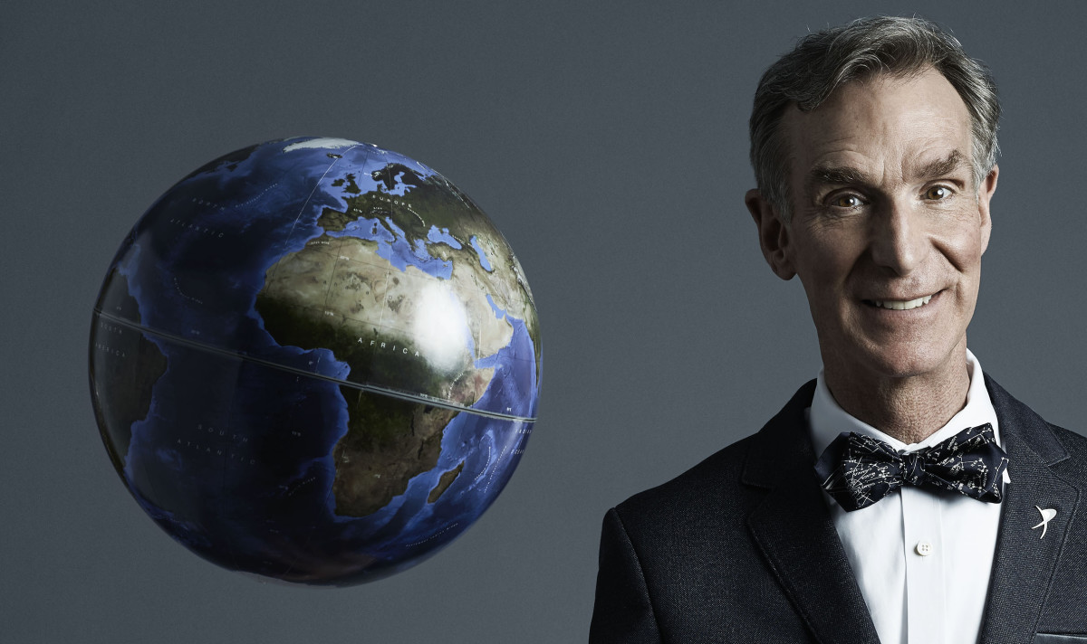 bill nye  u0026 his life on planet earth  interview