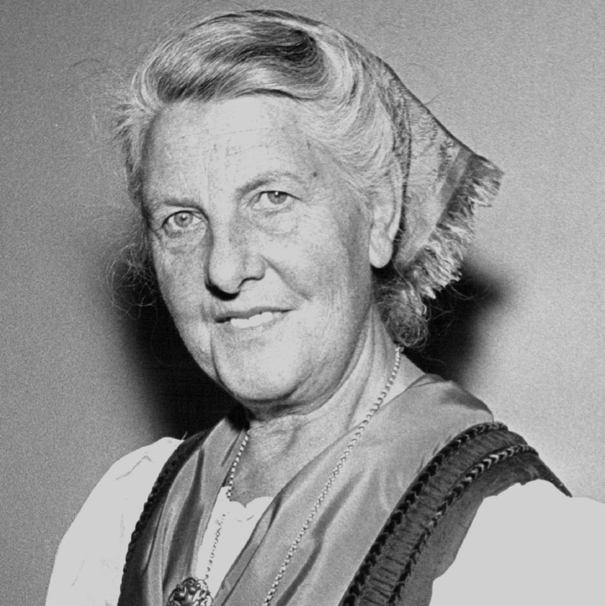 Maria Augusta von Trapp Photo Courtesy Getty Images