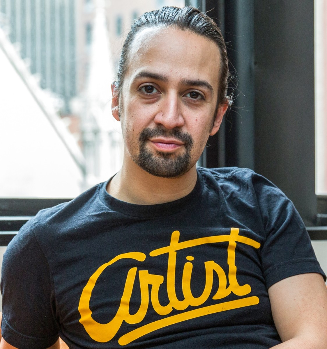 Lin-Manuel Miranda Photo via Wikicommons