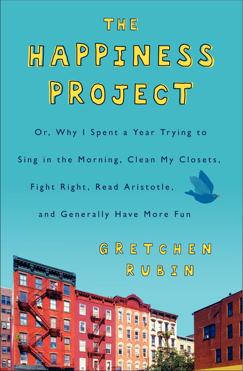 The Happiness Project By Gretchen Rubin Courtesy Gretchen Rubin