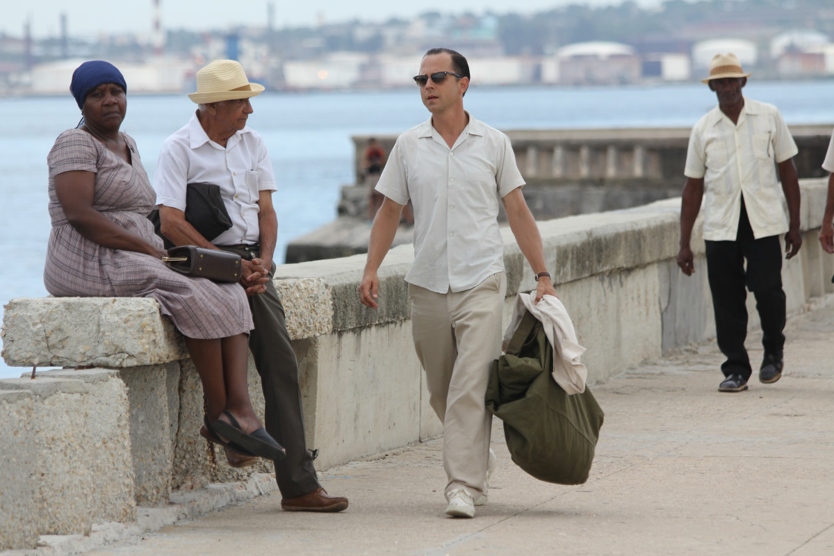 Giovanni Ribisi in Papa Hemingway in Cuba Photo Courtesy Yari Film Group