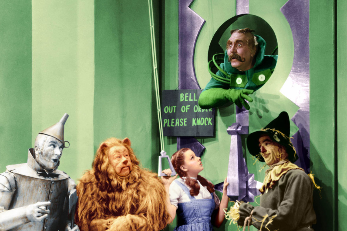 Behind the curtain wizard of oz - Behind The Curtain Wizard Of Oz 24