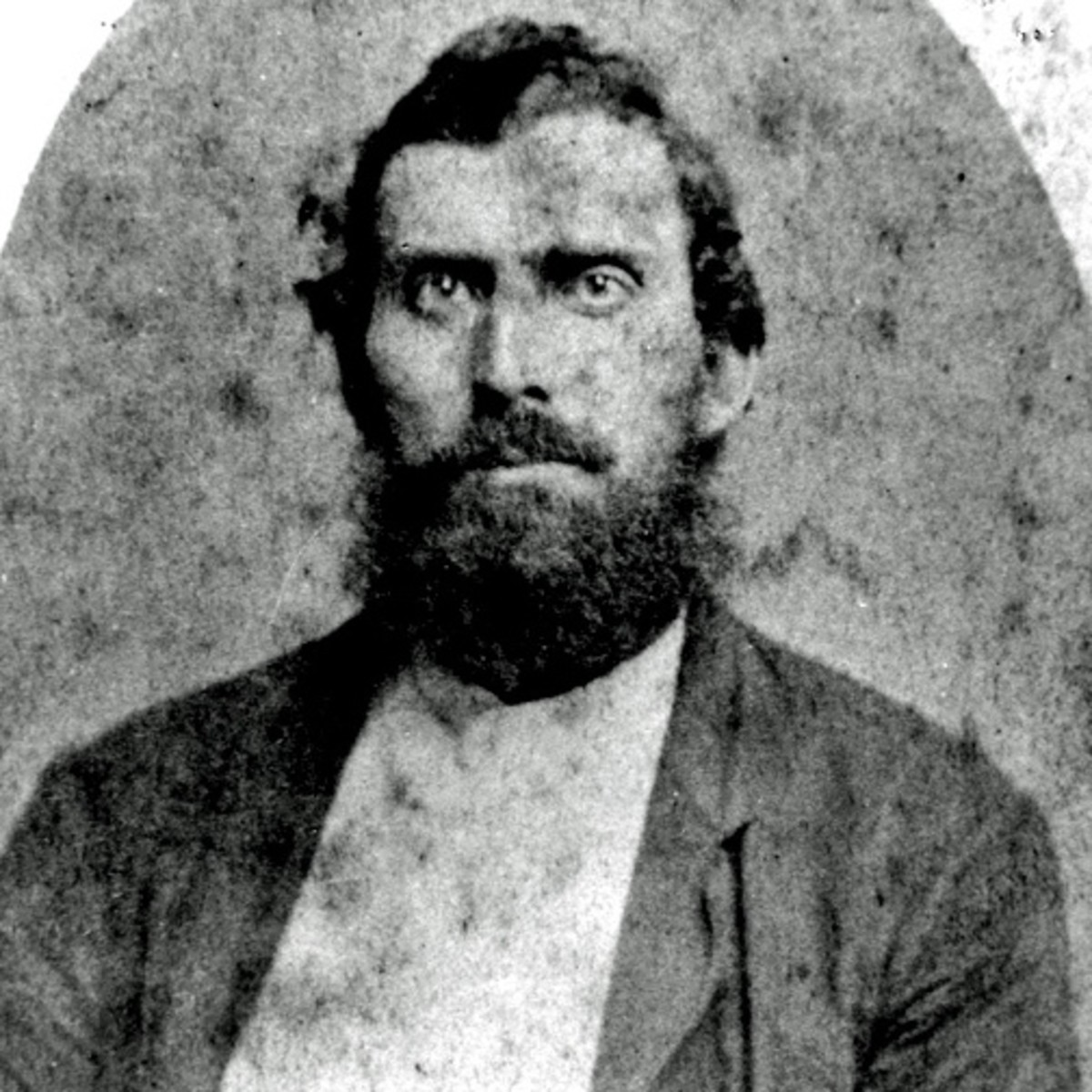 Newton Knight Photo via Wikicommons and MS History Now