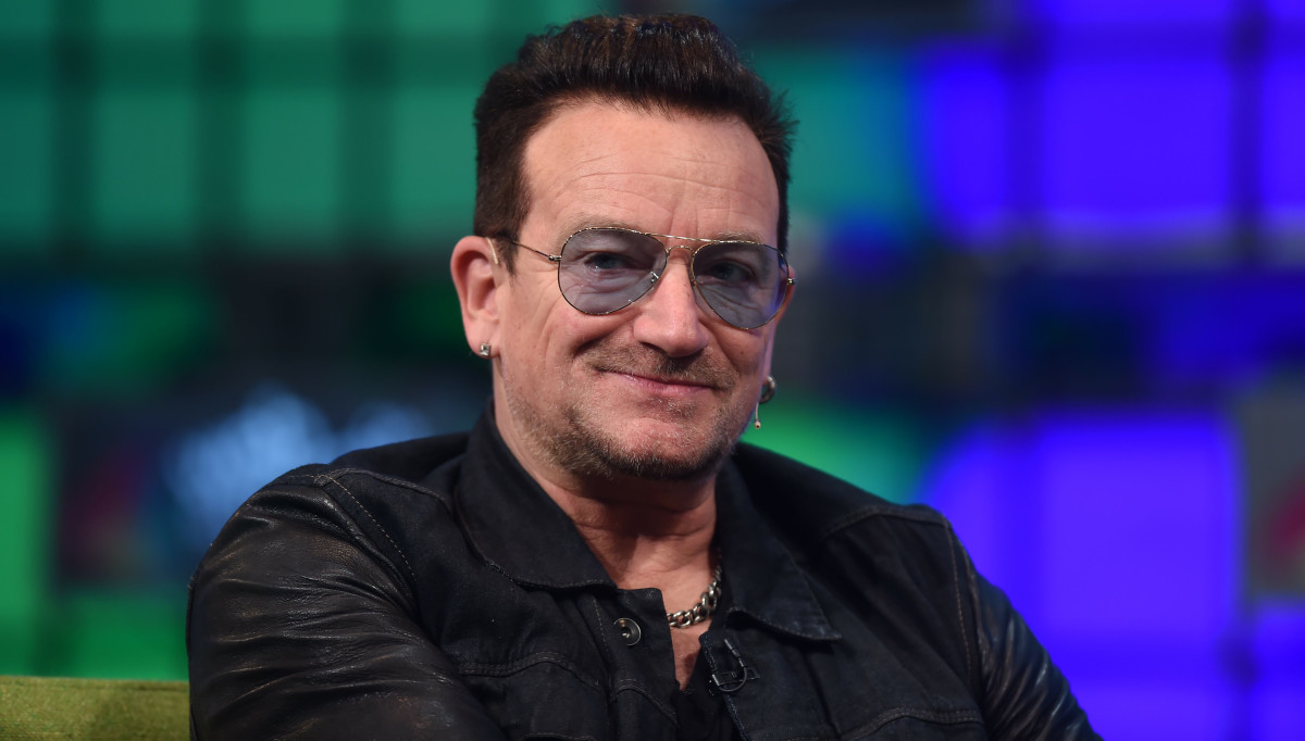 Bono Photo By Web Summit via Wikimedia Commons