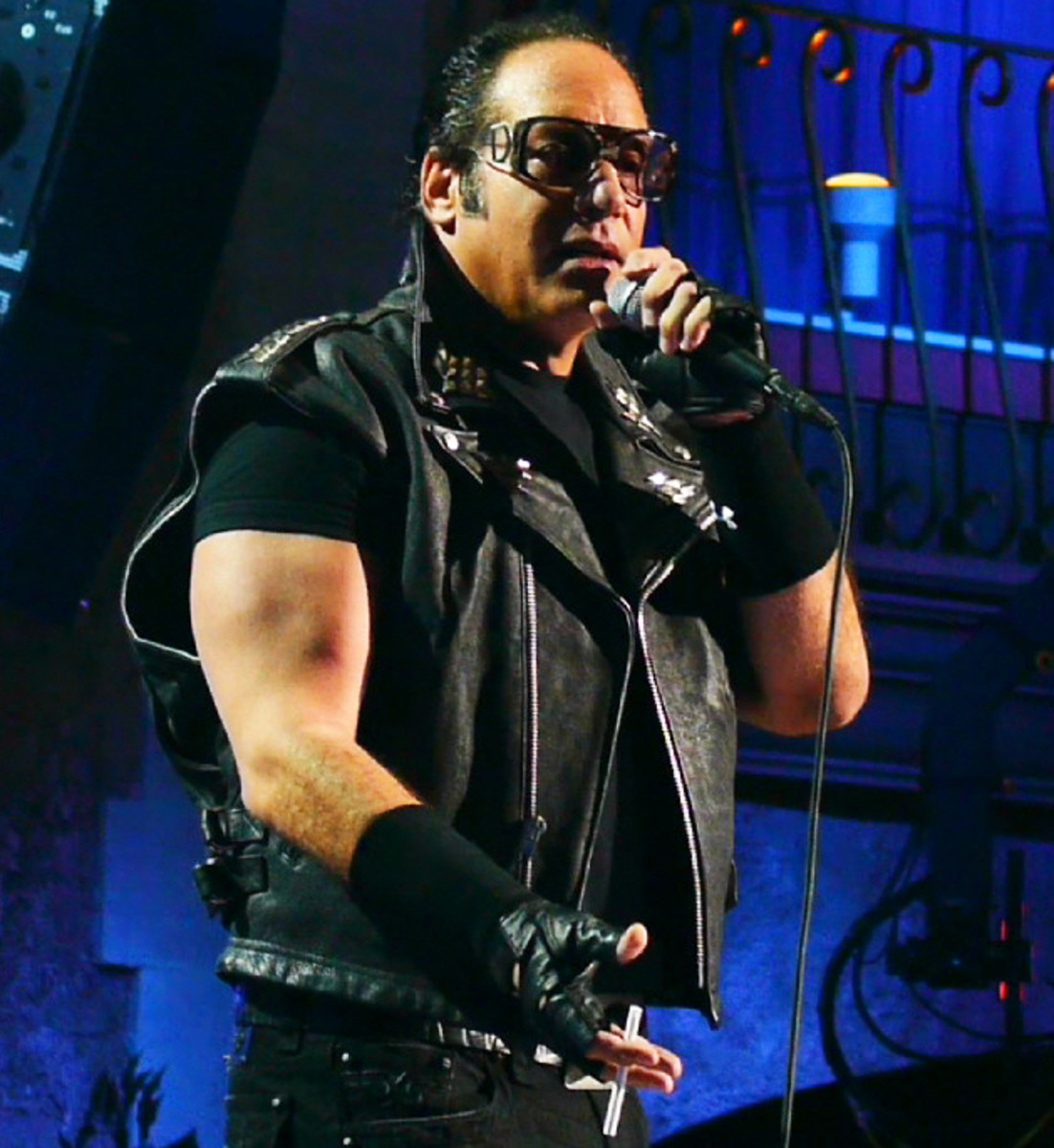 Andrew Dice Clay in 2012 Photo By LOL Comedy from Hollywood via Wikimedia Commons