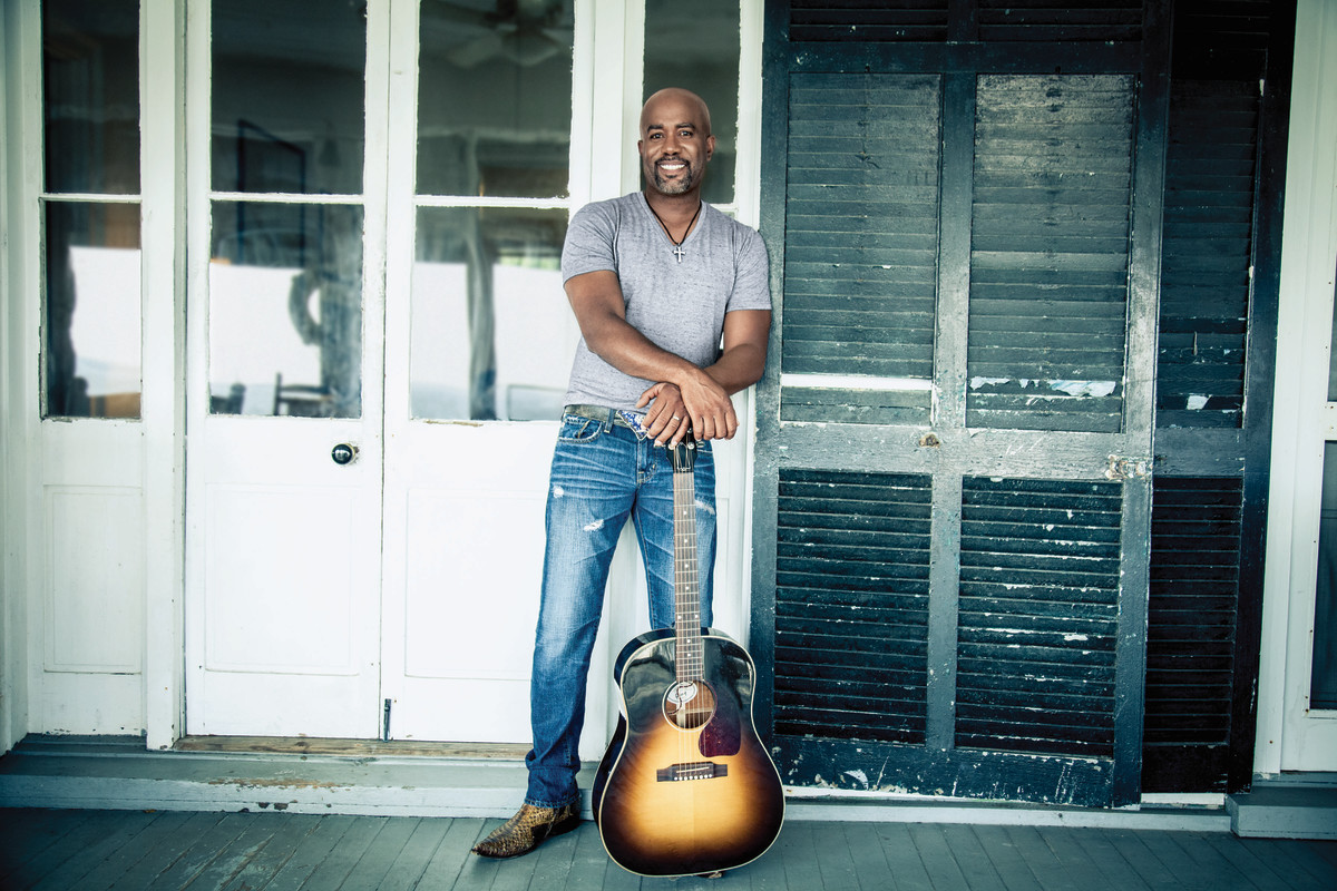 Darius Rucker Photo by Jim Wright