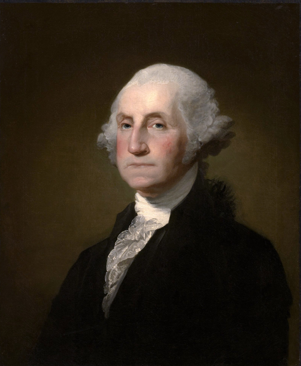 George Washington Portrait Photo