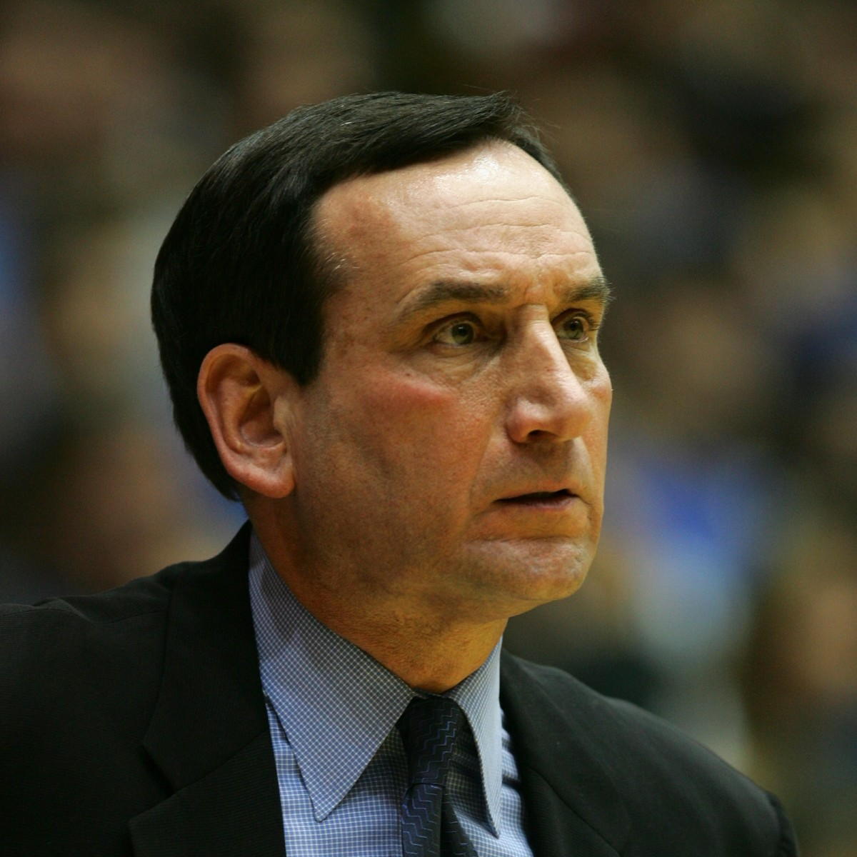 Mike Krzyzewski photo via Getty Images