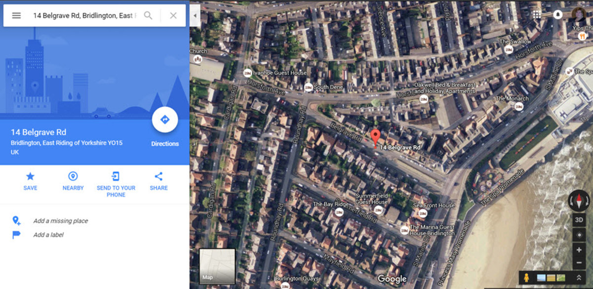 Vivien Leigh Family Tree Google Map Belgrave Road