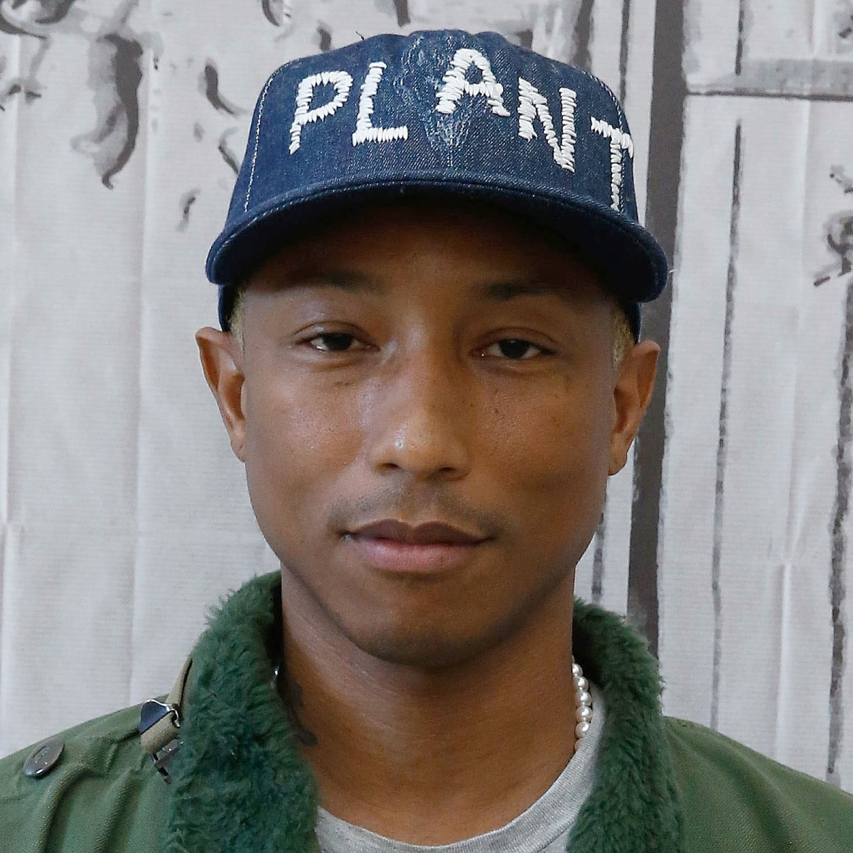 Pharrell Williams photo via Getty Images