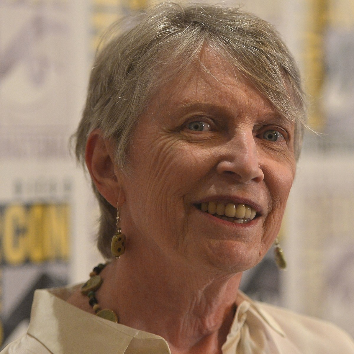 Lois Lowry photo via Getty Images
