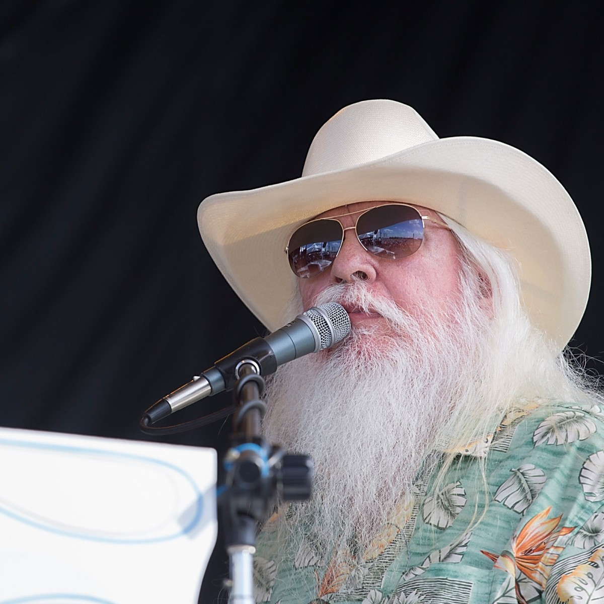 Leon Russell photo via Getty Images