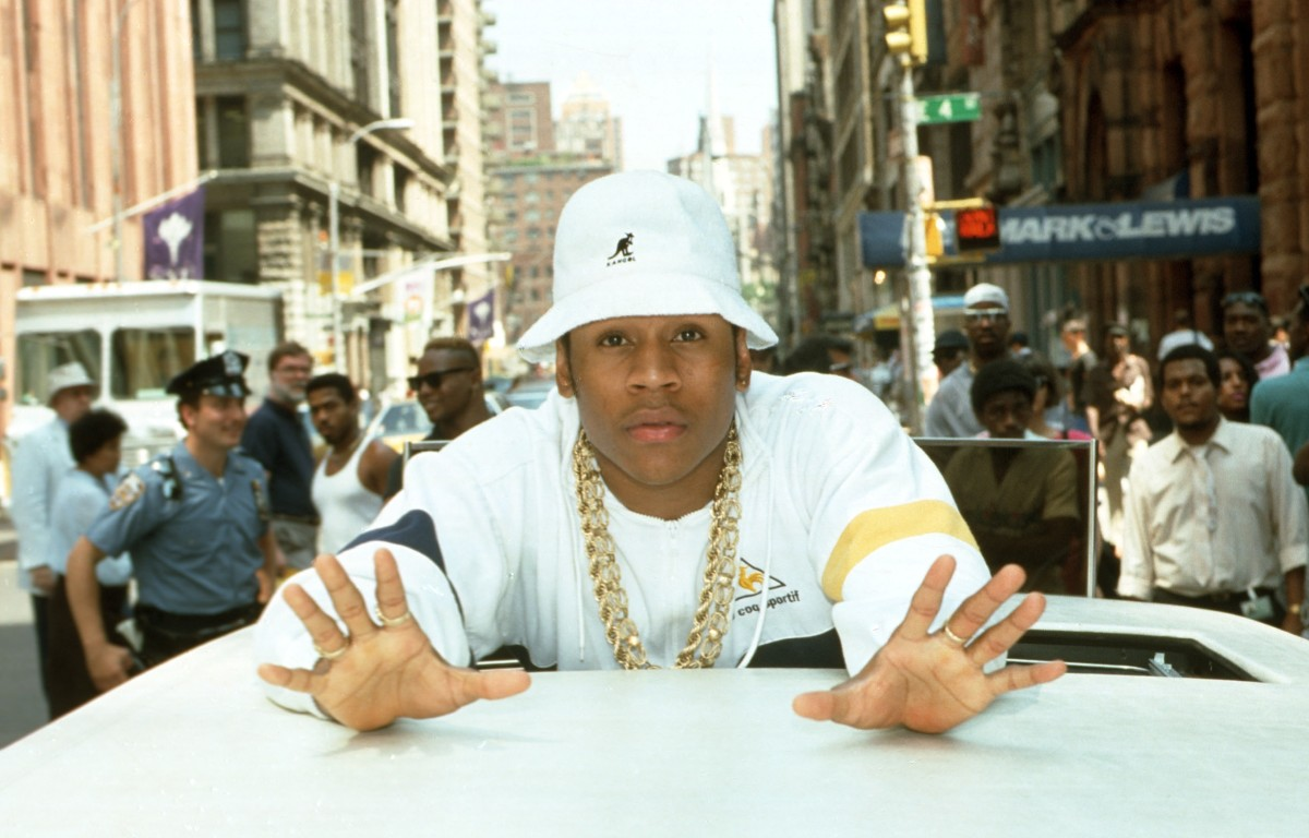 LL Cool J photo via Getty Images