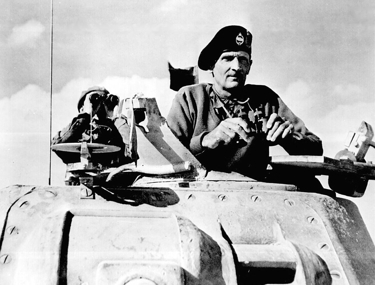 General Bernard Montgomery Photo