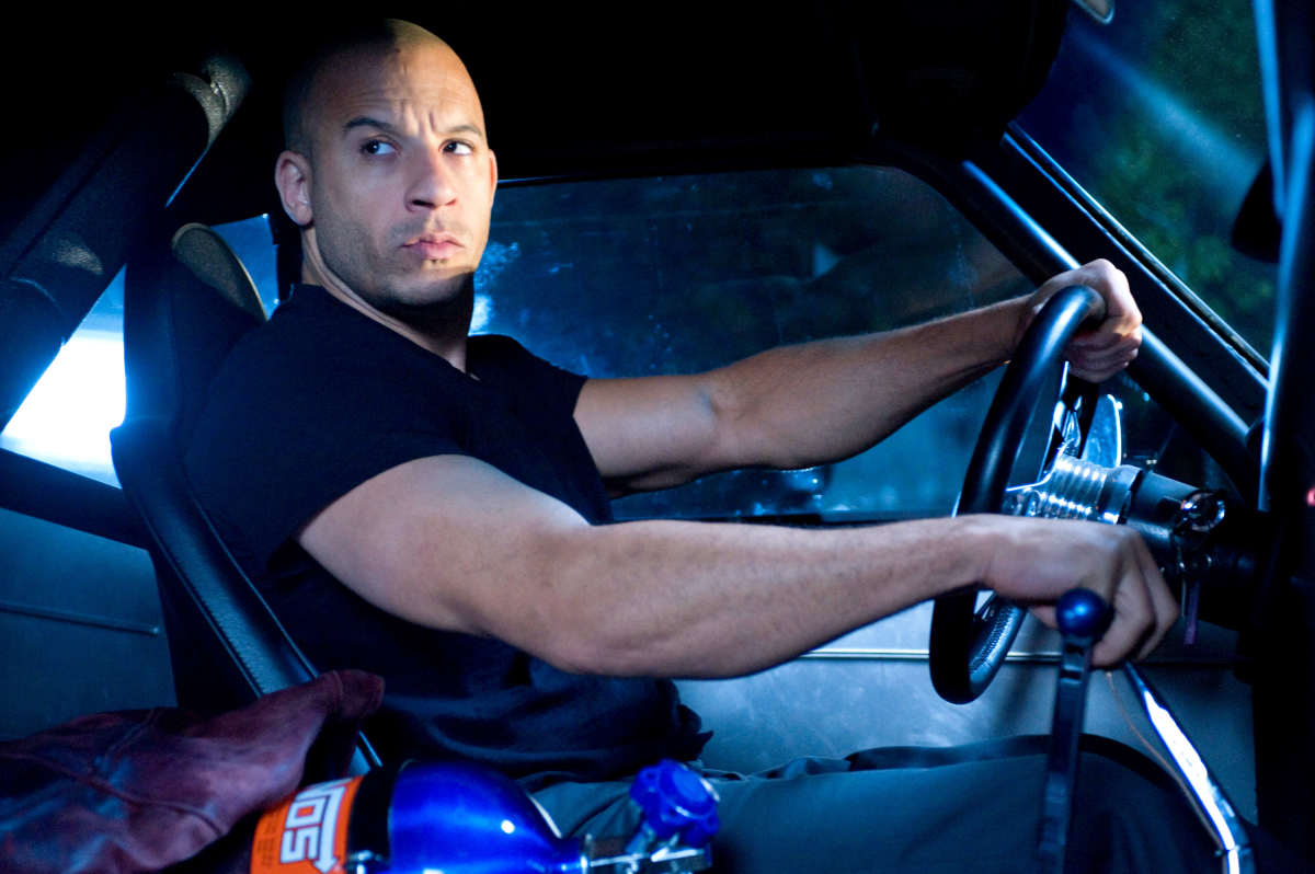 Vin Diesel Photo