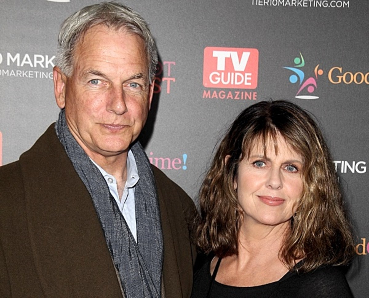 Pam Dawber and Markk Harmon