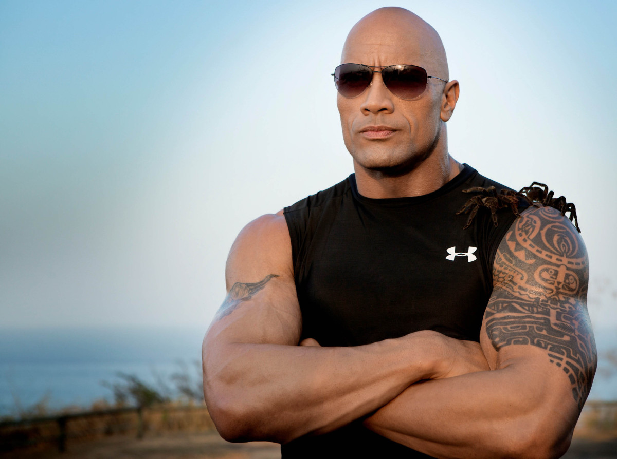 Dwayne Johnson: Smell What the Action Star Is Cookin ...