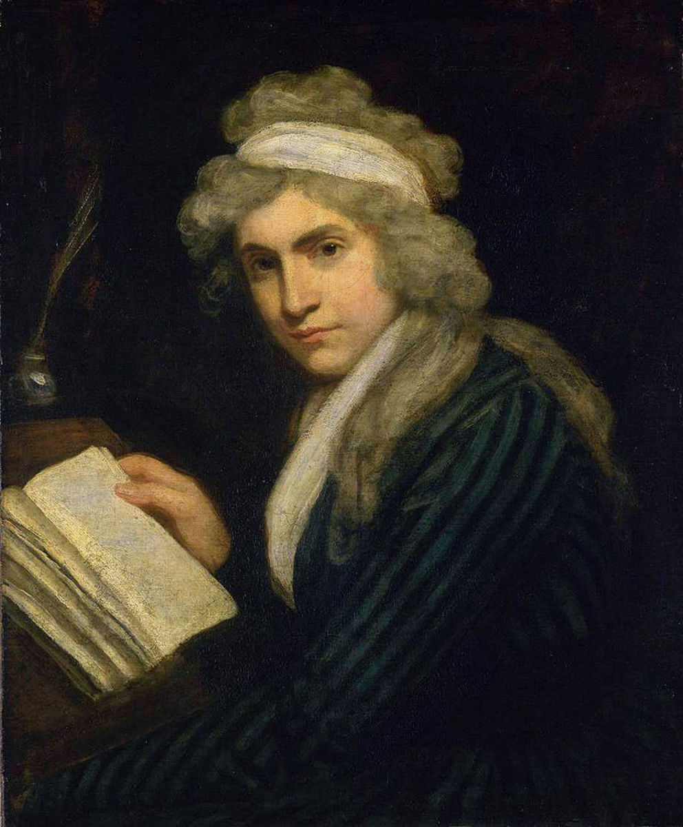 Mary Wollstonecraft Photo