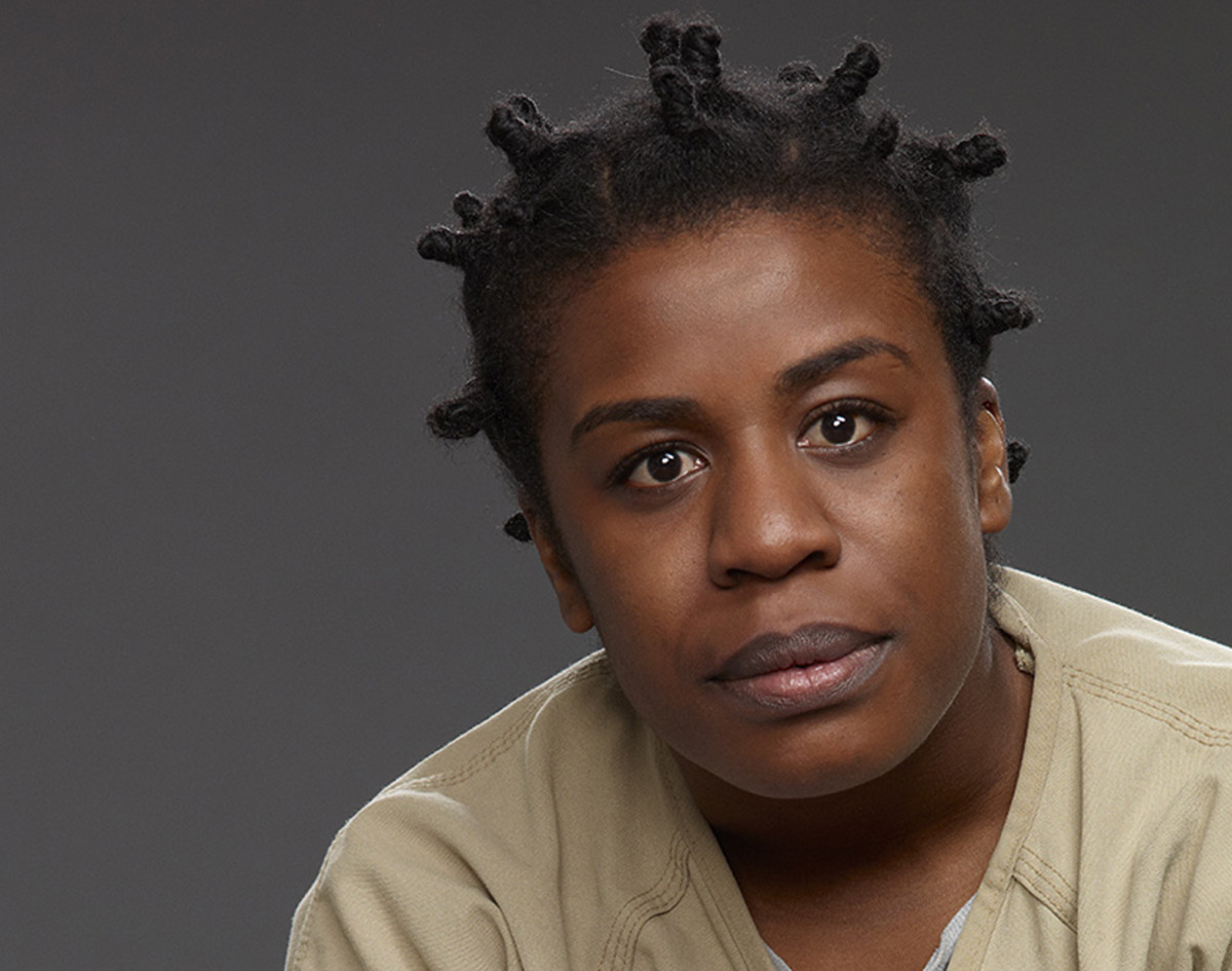 Uzo Aduba Photo