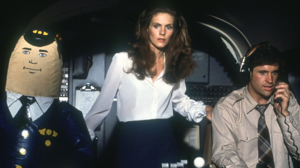 Airplane Movie Photo