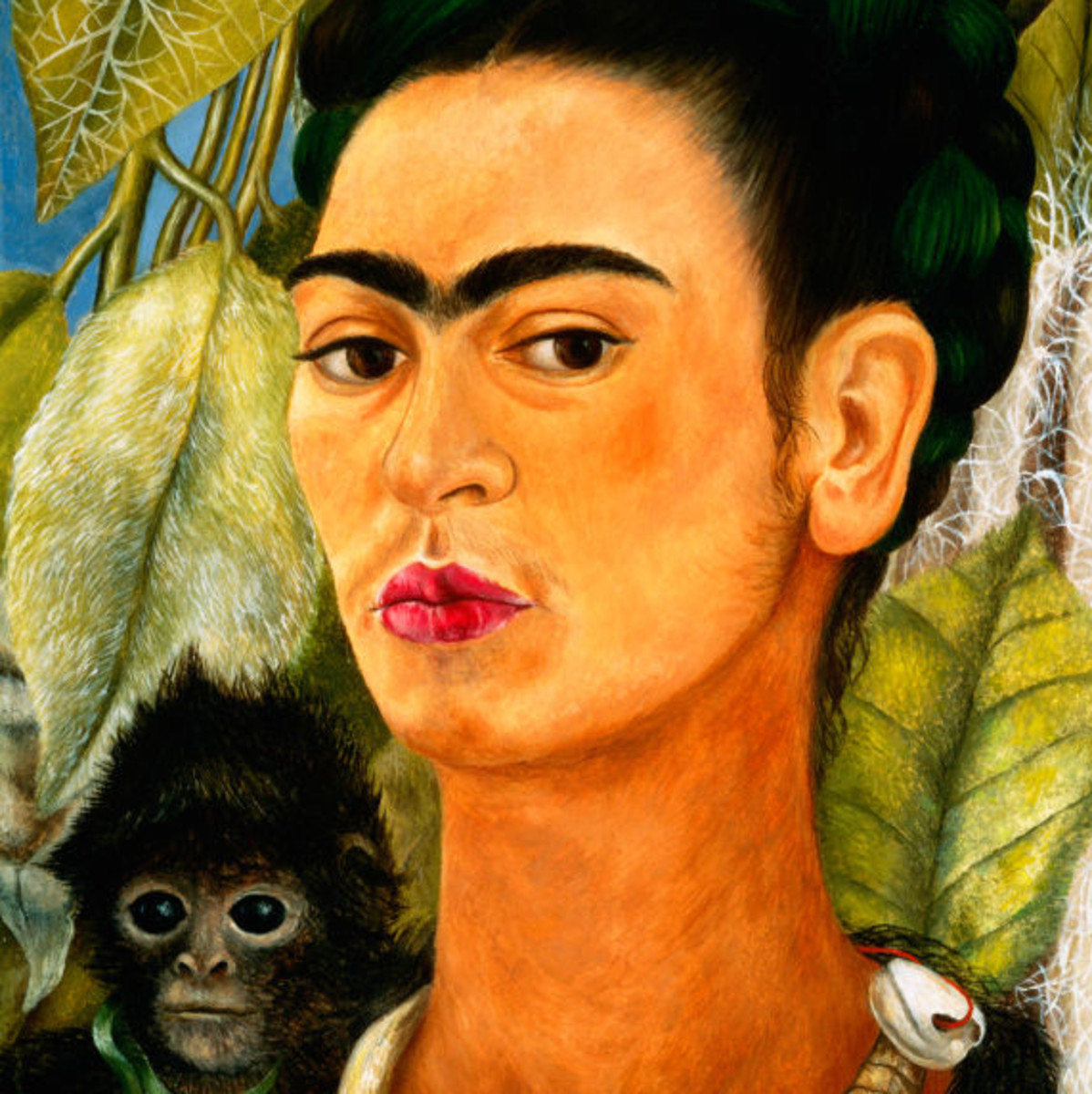 14b23b136757 Life in Full Bloom  Frida Kahlo and Her Garden - Biography
