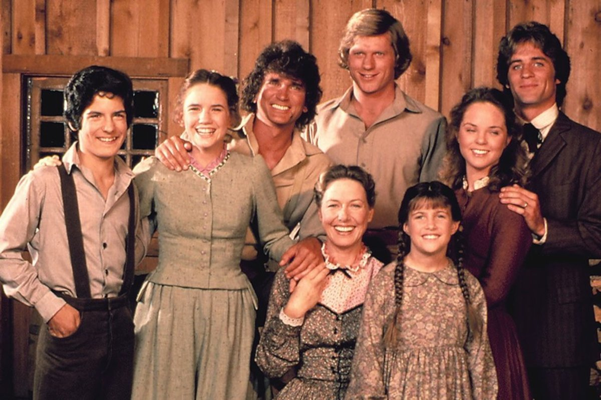Little House on the Prairie Season 6 Cast Photo
