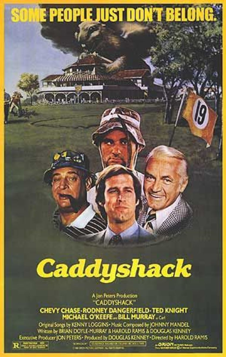 Caddyshack Poster Photo