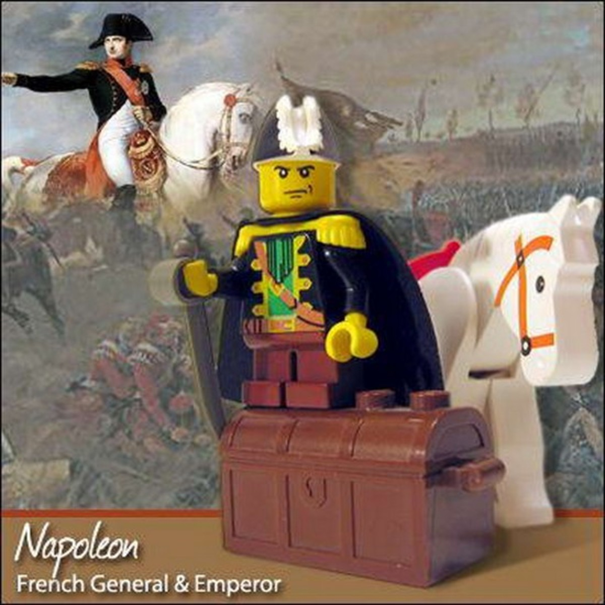 Napoleon Lego Photo