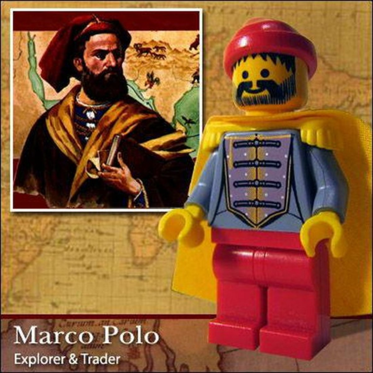 Marco Polo Lego Photo