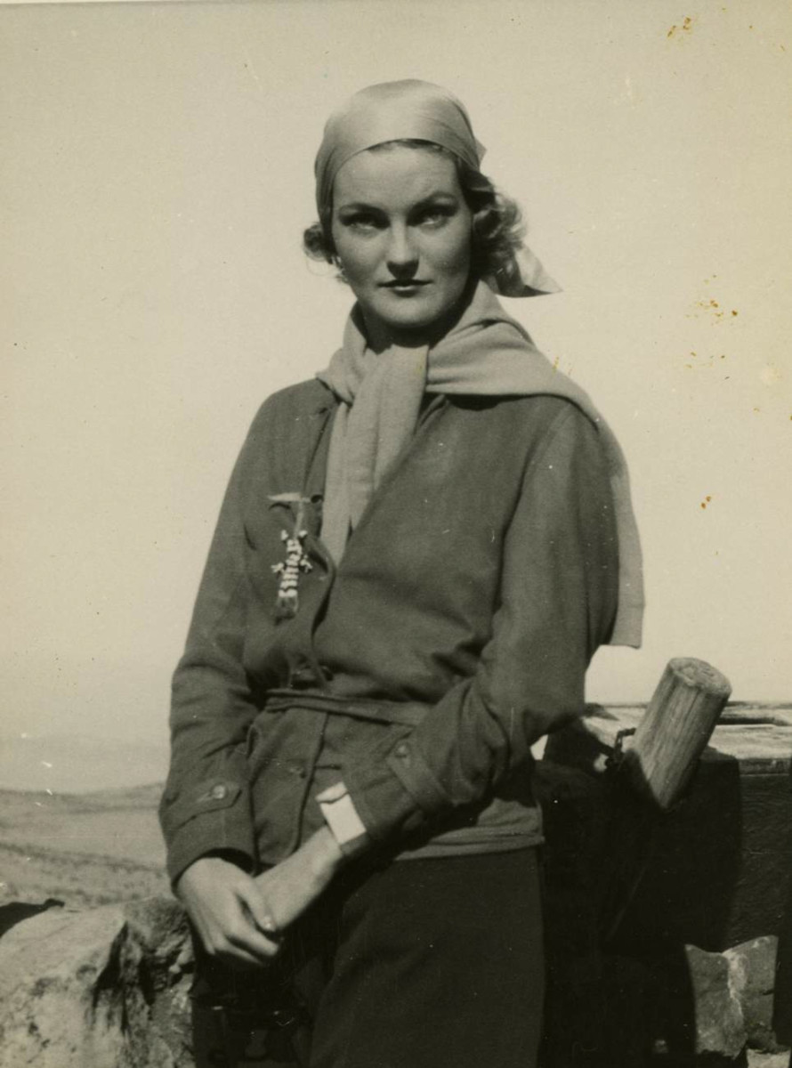 Doris Duke Photo