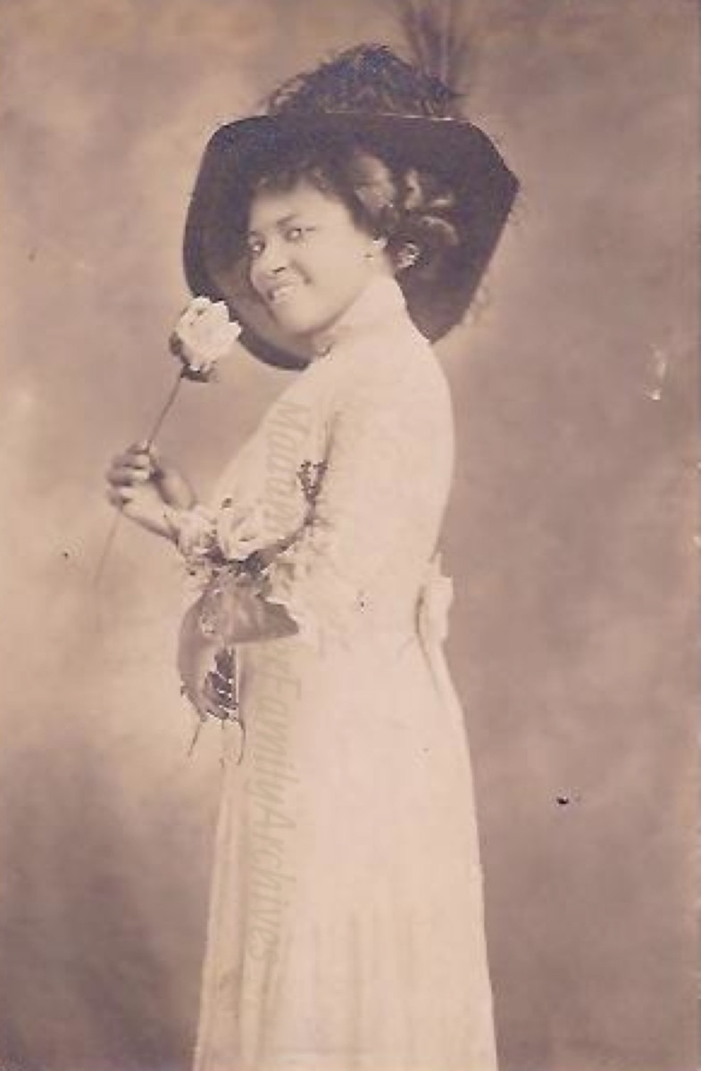 A'Lelia Walker, Madam Walker's only child, became president of the Walker Company after her mother's death in 1919. Mother and daughter shared a love of music and theater and both were patrons of the arts. (Photo: ©Madam Walker Family Archives/www.madamcjwalker.com)