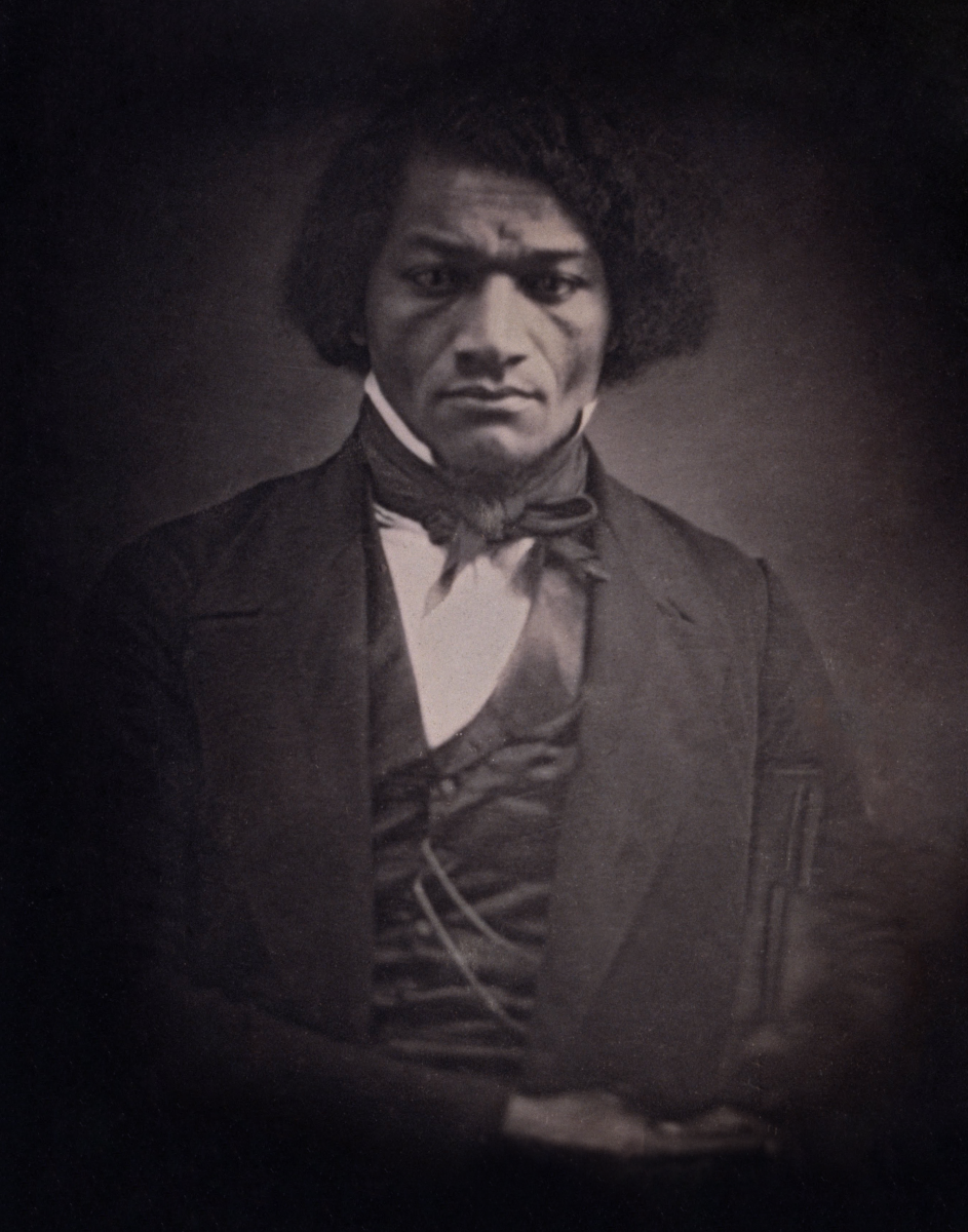 Frederick Douglass Young Photo
