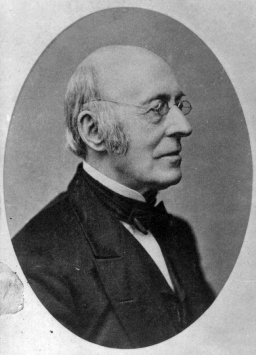 William Lloyd Garrison Photo