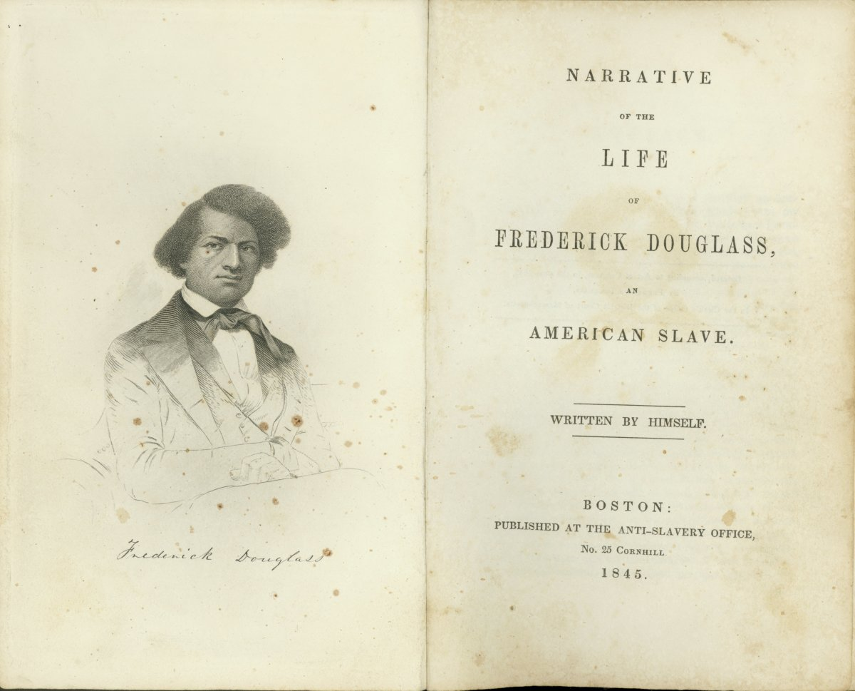 the childhood of frederick douglass essay Essays from bookrags provide great ideas for narrative of the life of frederick douglass, an american slave, written by himself essays and paper topics like essay.