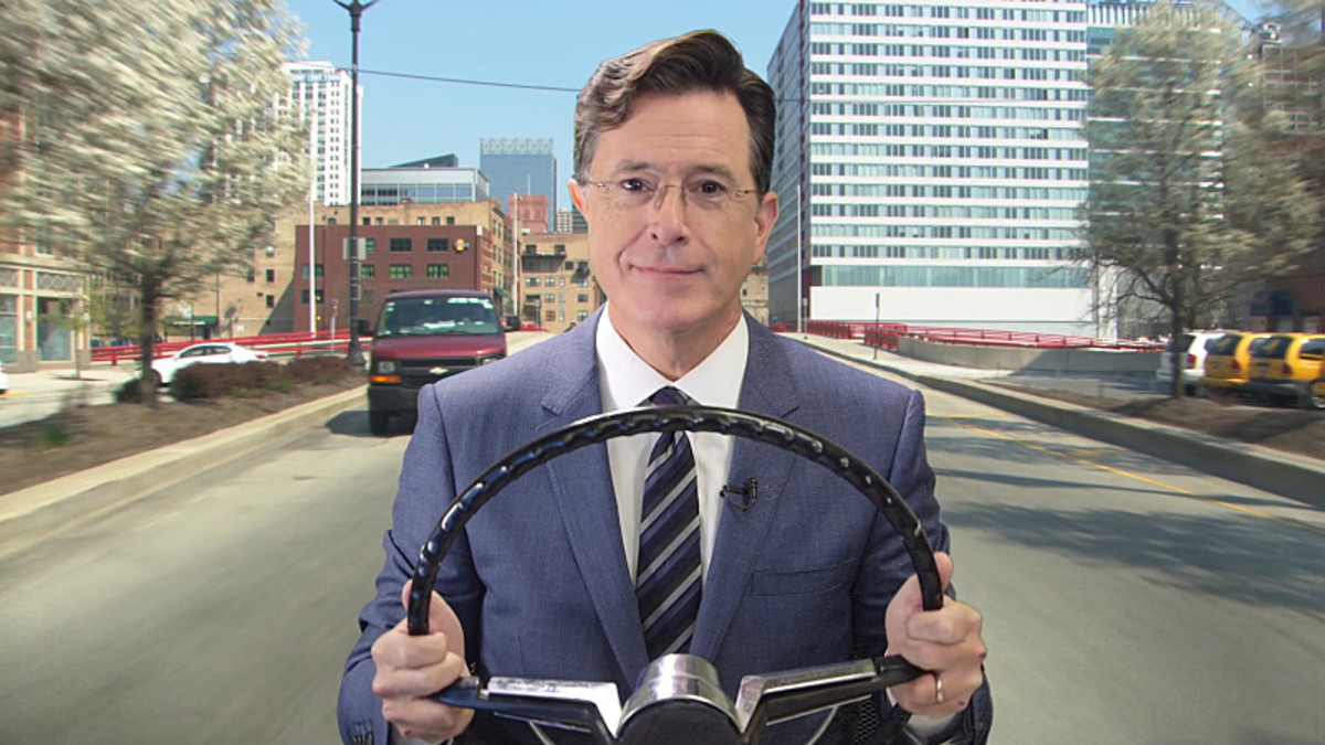 Late Show With Stephen Colbert Photo