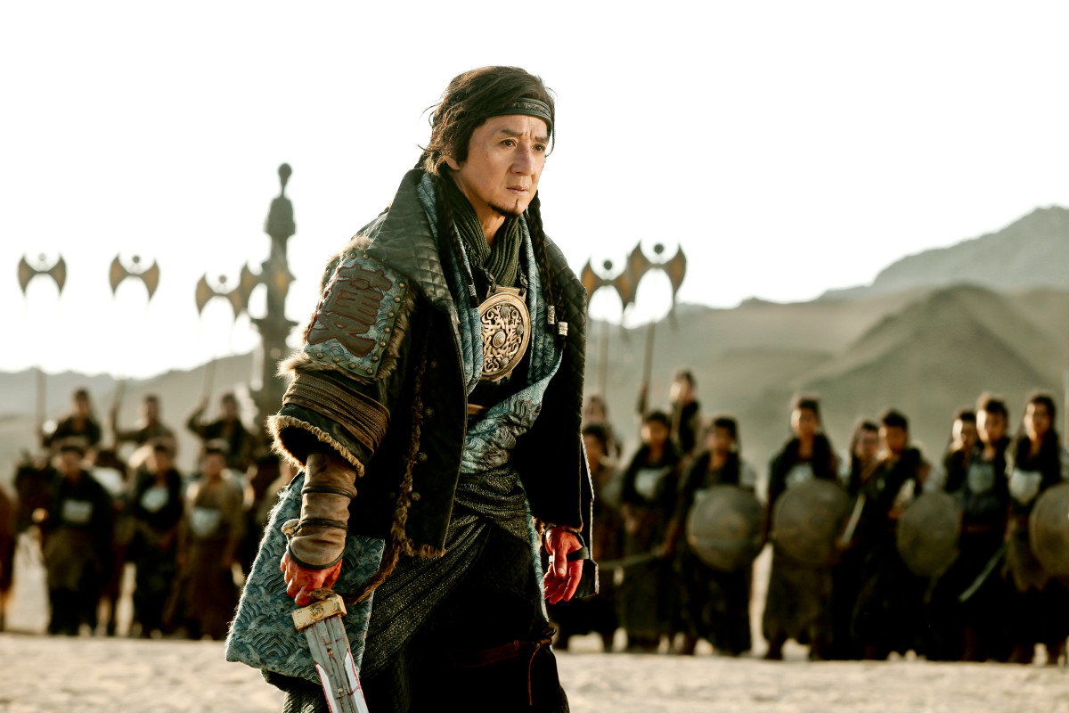 Jackie Chan Fights the Good Fight in 'Dragon Blade' — and