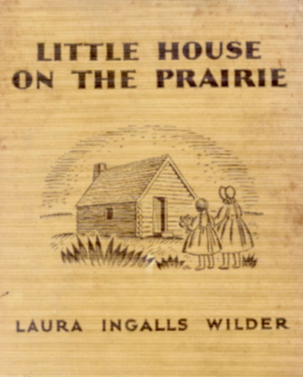 the story of the west in the little house on the prairie a novel series by laura ingalls wilder Laura ingalls wilder was  laura authored the little house series,  a chore that she repeatedly completes in the novel little house in the big woods is.