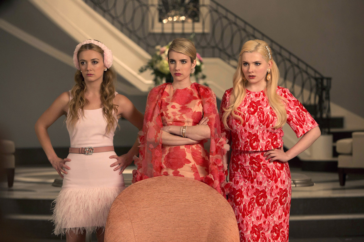 Scream Queens Fox Photo