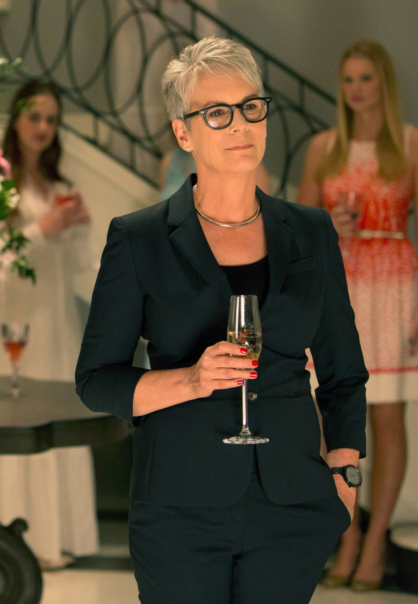 Scream Queens Jamie Lee Curtis Photo