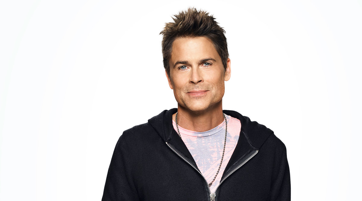Rob Lowe The Grinder Photo