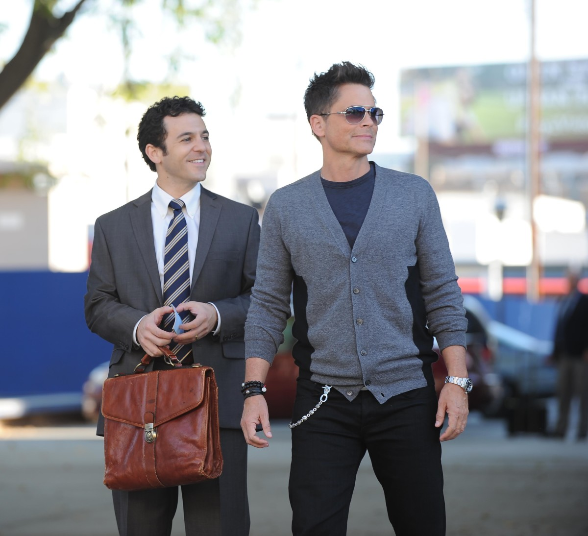 The Grinder Photo