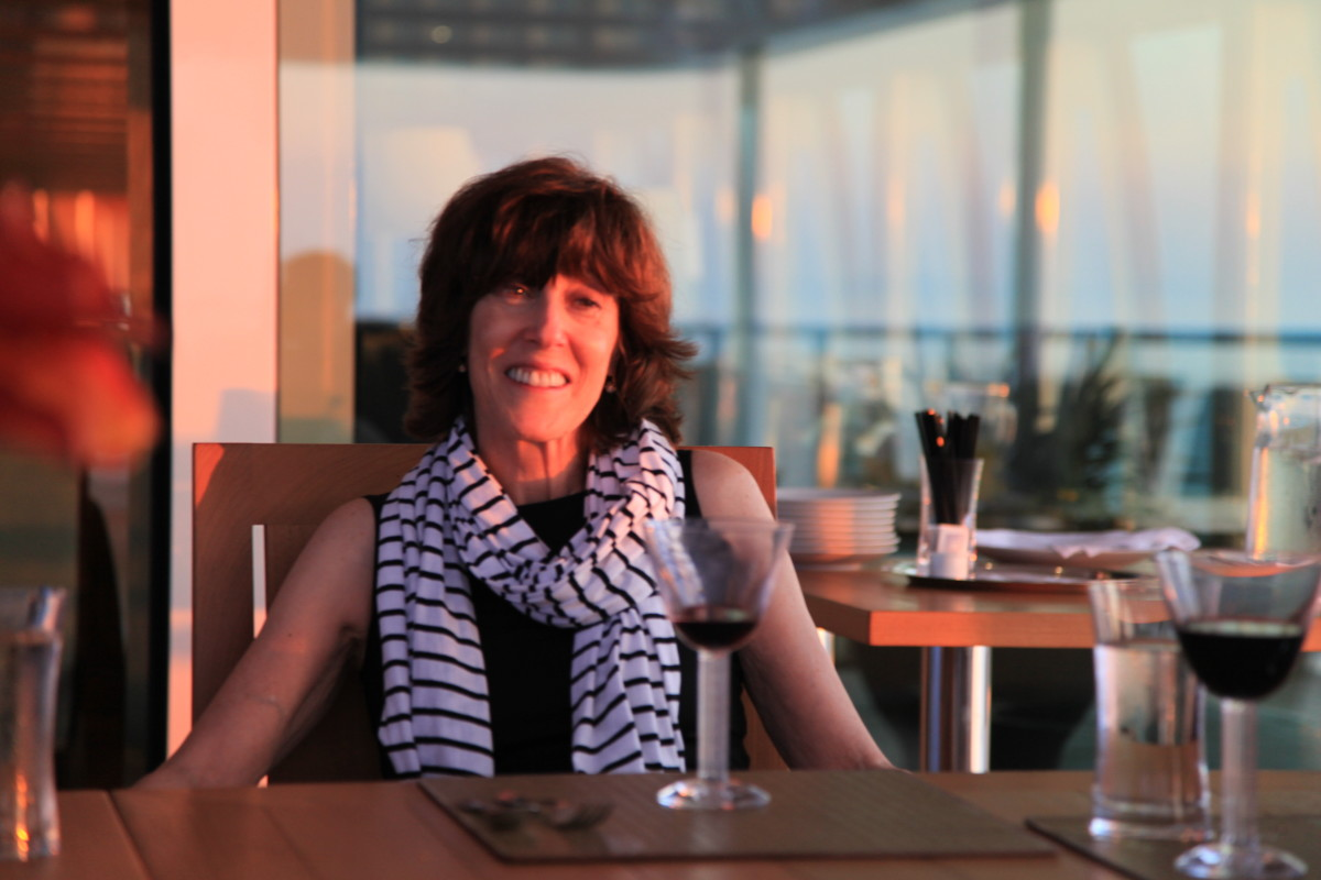 "Nora Ephron ""Everything is Copy"" Photo"