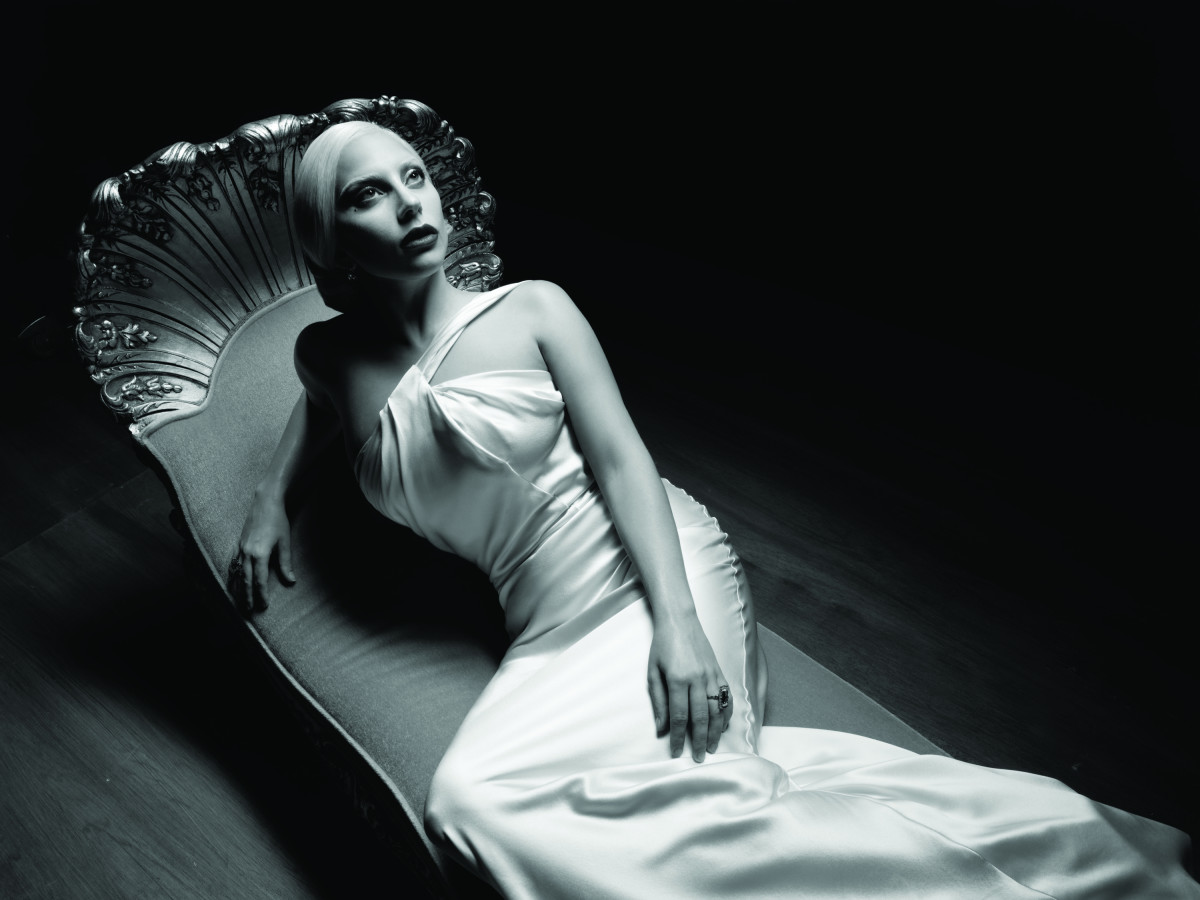 American Horror Story Hotel Lady Gaga Photo
