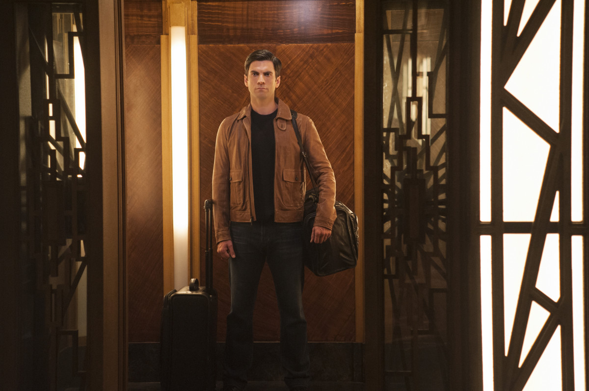 American Horror Story Hotel Wes Bentley Photo