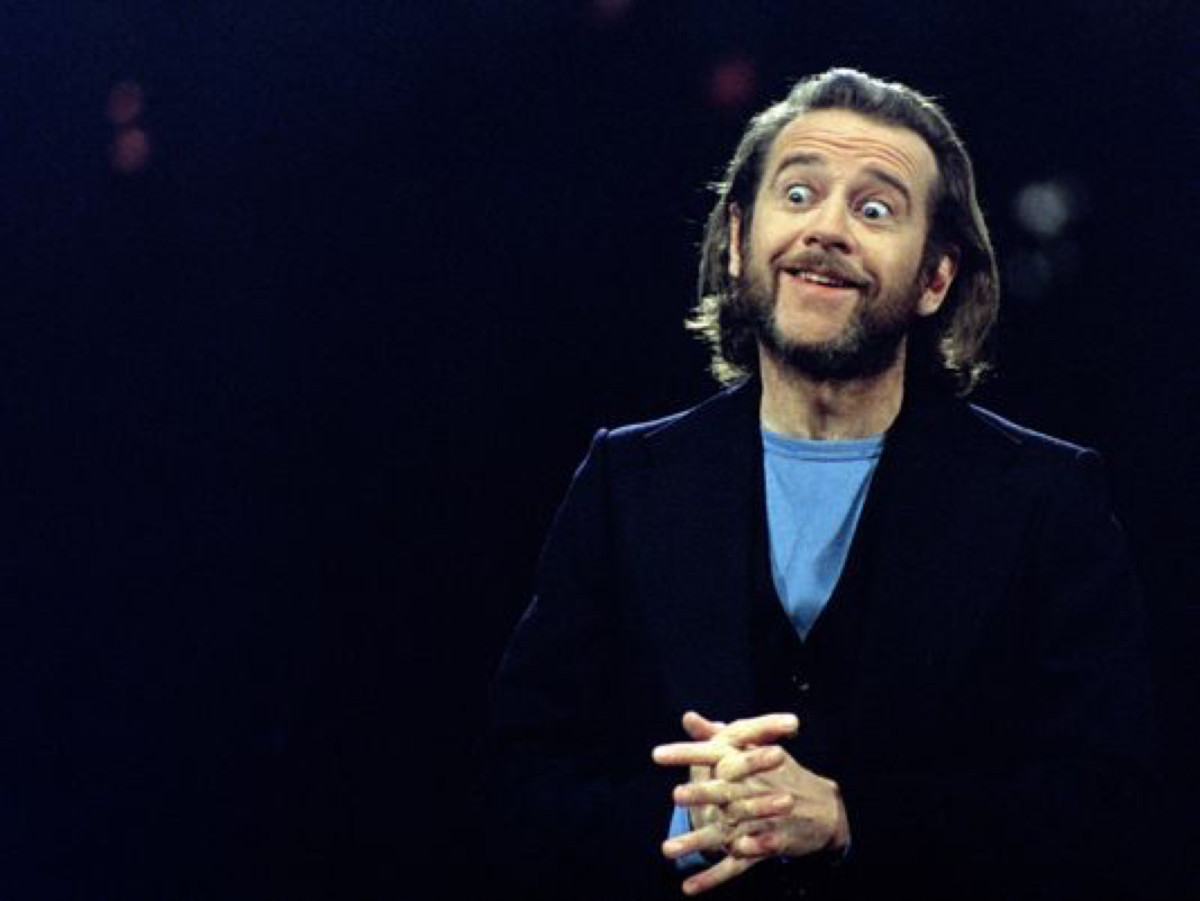 george carlin russia