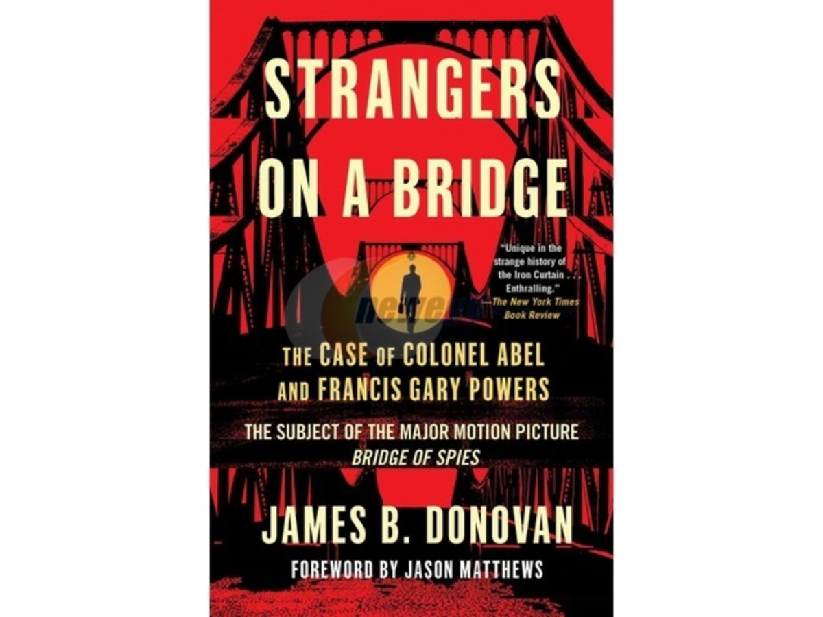 Strangers on a Bridge book cover