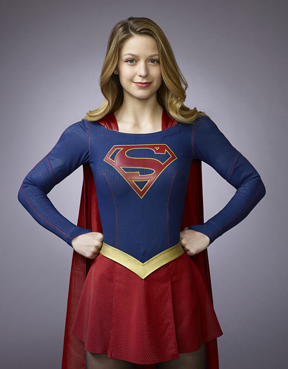Supergirl CBS Melissa Benoist Photo