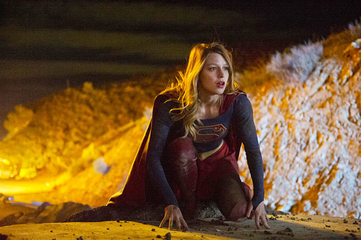 Supergirl CBS Photo